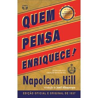 Livro Quem Pensa Enriquece - Hill - Citadel