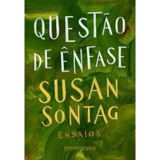 Livro - Questão de Ênfase - Susan Sontang