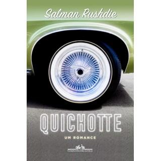 Livro Quichotte - Rushdie - Companhia das Letras