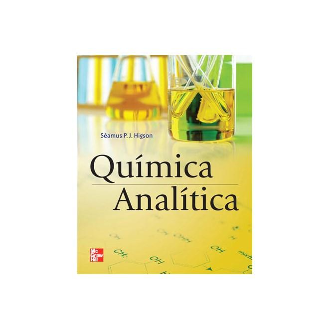 Livro - Química Analítica - Higson