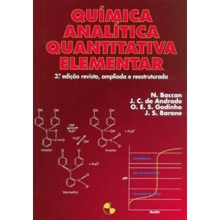 Livro - Química Analítica Quantitativa Elementar - Baccan