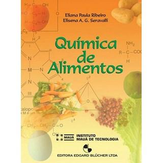 Livro - Química de Alimentos - Ribeiro