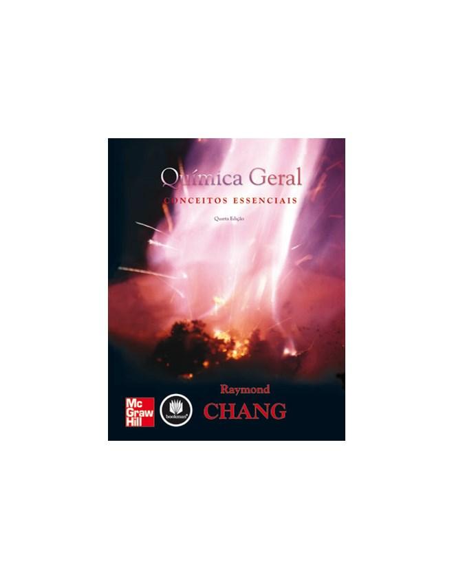 Livro - Química Geral - Conceitos Essenciais - Chang