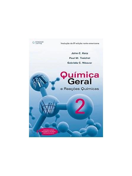 Livro - Química Geral e Reações Químicas - Vol. 2 - Kotz