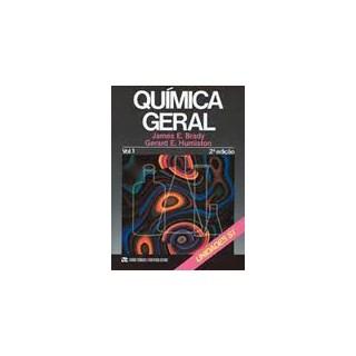 Livro - Química Geral - Vol. 1 - Brady