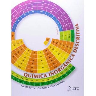 Livro - Química Inorgânica Descritiva - Rayner-Canham