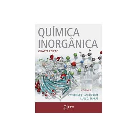 Livro - Química Inorgânica V.II - Housecrof