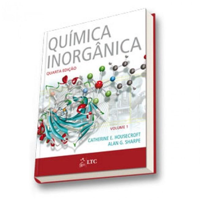 Livro - Química Inorgânica Vol. 1 - Housecroft