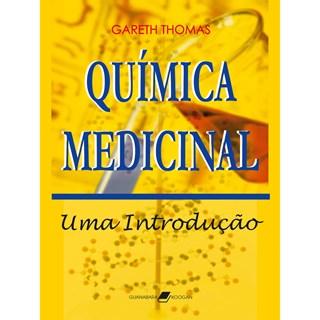 Livro - Química Medicinal - Uma Introdução - Thomas