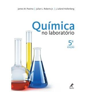Livro - Química no Laboratório - Postman