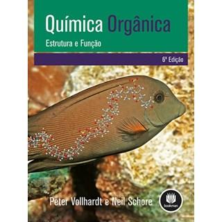 Livro - Química Orgânica - Estrutura e Função - Vollhardt