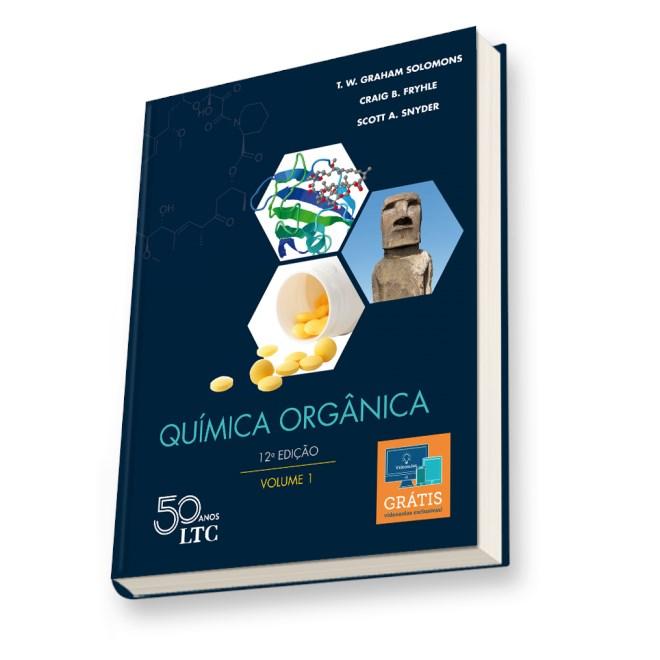 Livro - Química Orgânica - Vol. 1 - Solomons
