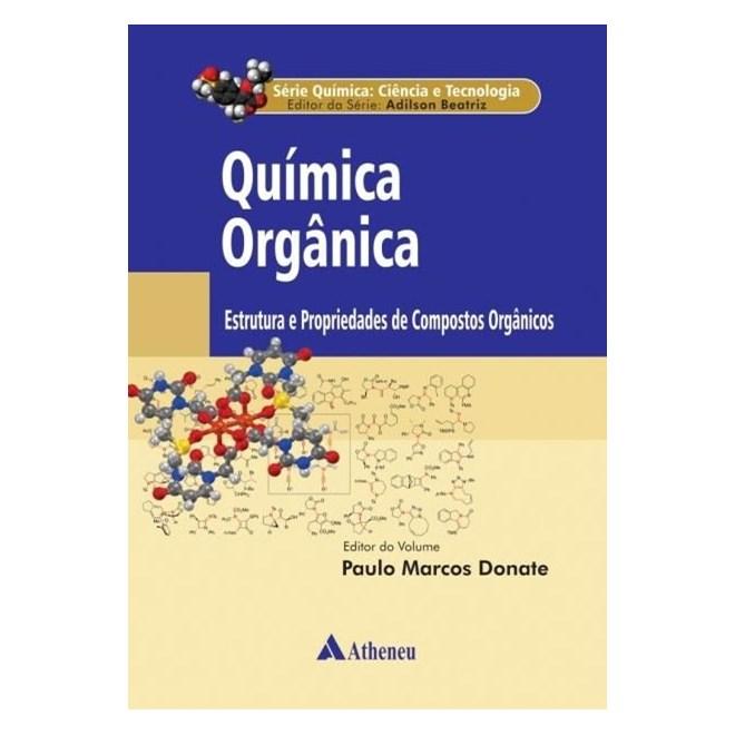 Livro - Química Orgânica - Vol 2 - Donate