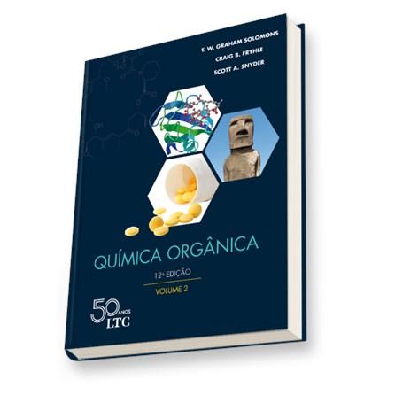 Livro - Química Orgânica - Vol. 2 - Solomons