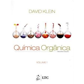 Livro - Química Orgânica - Volume I - Klein