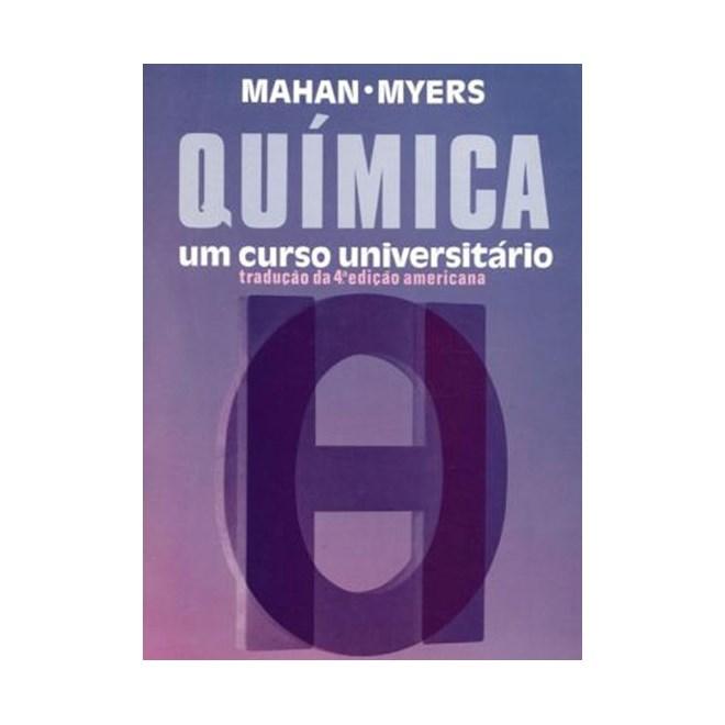 Livro - Química um Curso Universitário - Mahan