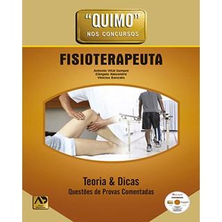 Livro - Quimo Fisioterapeuta - Sampol