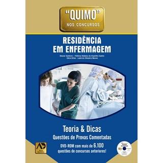 Livro - Quimo - Residência em Enfermagem - Santoro