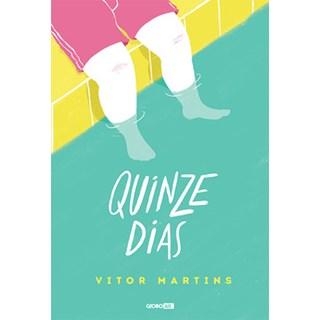 Livro - Quinze dias - Martins - Globo