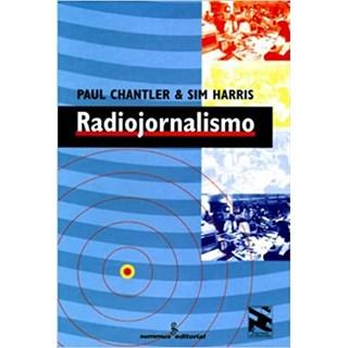 Livro - Radiojornalismo - Chantler - Summus