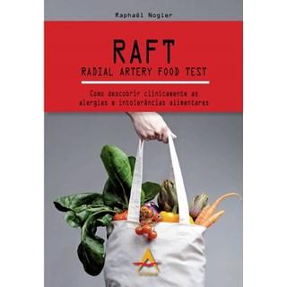 Livro - RAFT 0 Radial Artery Food Test - Nogier