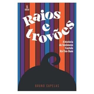 Livro - Raios e trovões - Capelas 1º edição