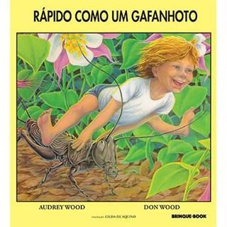 Livro - Rápido como um Gafanhoto - Wood