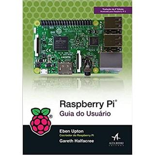 Livro - Raspberry Pi Guia do Usuário - Upton