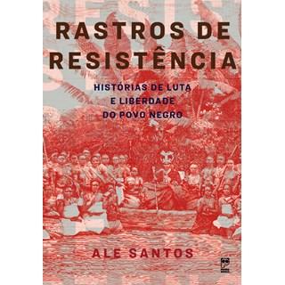 Livro -  Rastros de Resistência - Santos - Panda Books