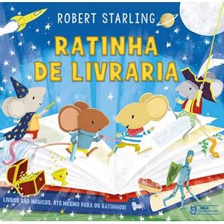 Livro Ratinha de Livraria - Starling - Faro