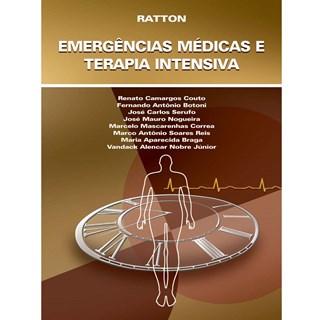 Livro - Ratton - Emergências Médicas e Terapia Intensiva - Couto