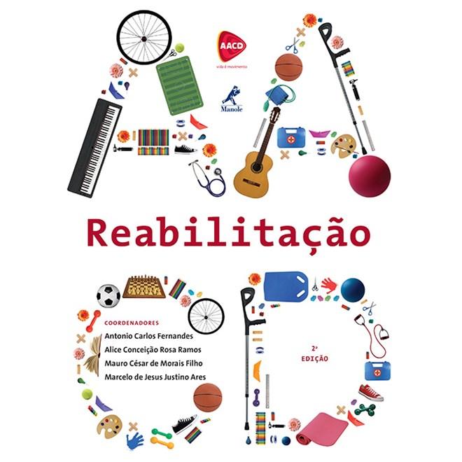 Livro - Reabilitação - Fernandes ***