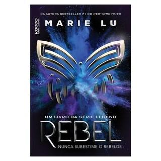 Livro - Rebel - Lu 1º edição