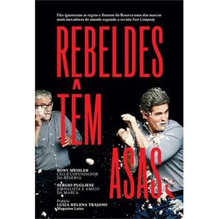 Livro - Rebeldes Têm Asas - Meisler