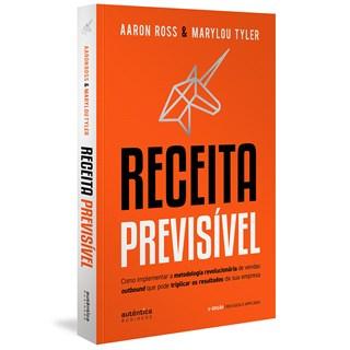 Livro Receita Previsível - Ross - Autêntica