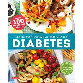 Livro - Receitas Para Combater o Diabetes