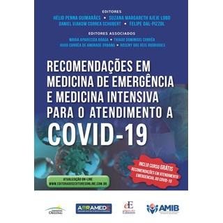 Livro - Recomendações em Medicina ao Emergência para o Atendimento de COVID-19 - ABRAMED