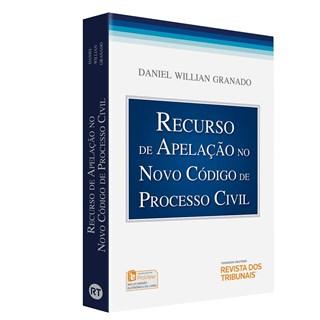 Livro - Recurso de Apelação no Novo Código de Processo Civil - Granado