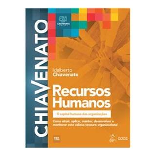 Livro - Recursos Humanos - Chiavenato - Atlas