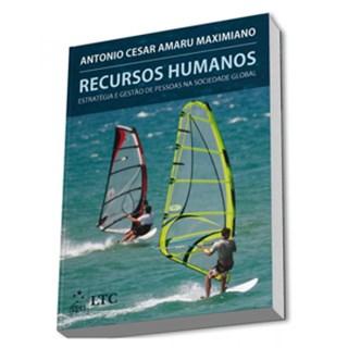 Livro - Recursos Humanos: Estratégia e Gestão de Pessoas na Sociedade Global - Amaru