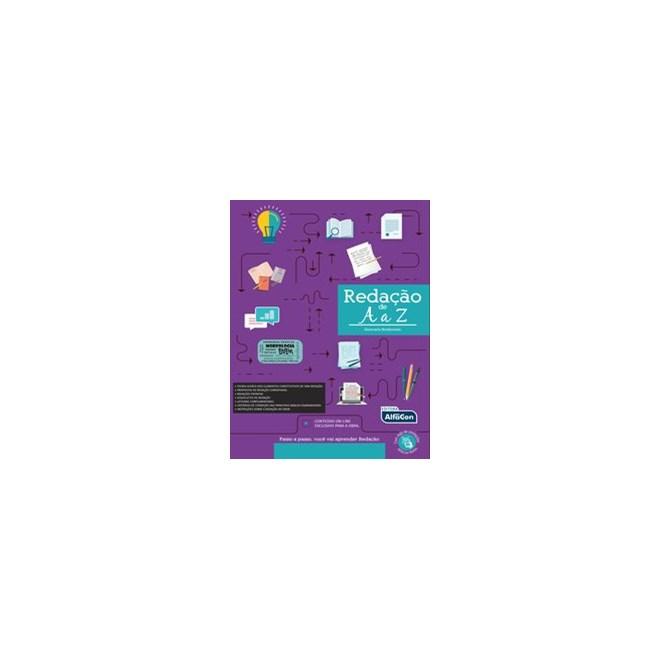 Livro - Redação de A a Z - Bombonato 1º edição