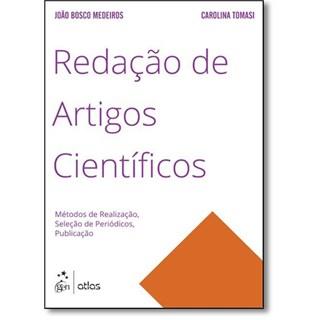 Livro - Redação de Artigos Científicos - Tomasi
