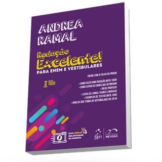Livro - Redação Excelente! Para Enem e Vestibulares - Ramal 3ª edição