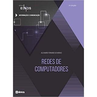 Livro - Redes de Computadores - Fernandes - Érica