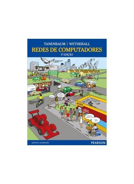 Livro - Redes de Computadores - Tanenbaum