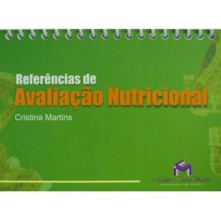 Livro Referências de Avaliação Nutricional - Martins