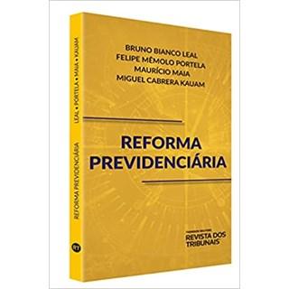 Livro - Reforma Previdenciária - Leal - Revista dos Tribunais