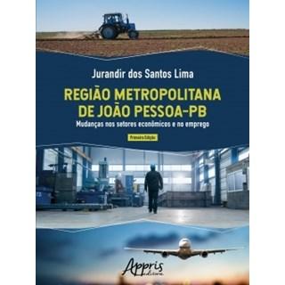 Livro - Região Metropolitana de João Pessoa-PB - Lima