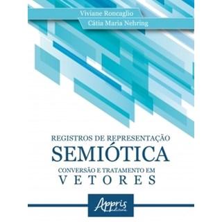 livro - Registros de Representação Semiótica: Conversão e Tratamento em Vetores - Roncaglio