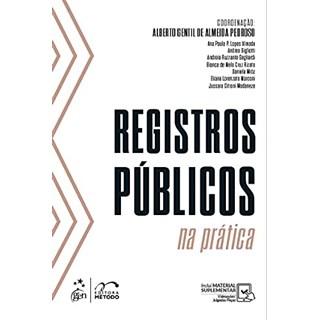 Livro Registros Públicos na Prática - Gentil - Método